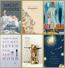 Sander Kollaard wint Libris Literatuurprijs
